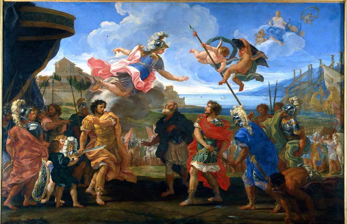 Interroger La Base En Ligne Les Peintures Italiennes En France Retif Sur Agorha Inha Le Blog De L Apahau