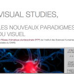 Annonce : Recensement de la communaut scientifique des  Visual Studies 
