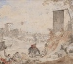 Exposition : &laquo;&nbsp;Charles-Joseph Natoire (1700-1777), le dessin  l&#8217;origine de la cration artistique&nbsp;&raquo;