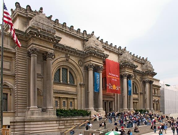 Appel candidature annette kade fellowship for Museum of art metropolitan
