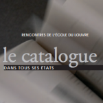Colloque : &laquo;&nbsp;Le catalogue dans tous ses tats&nbsp;&raquo;