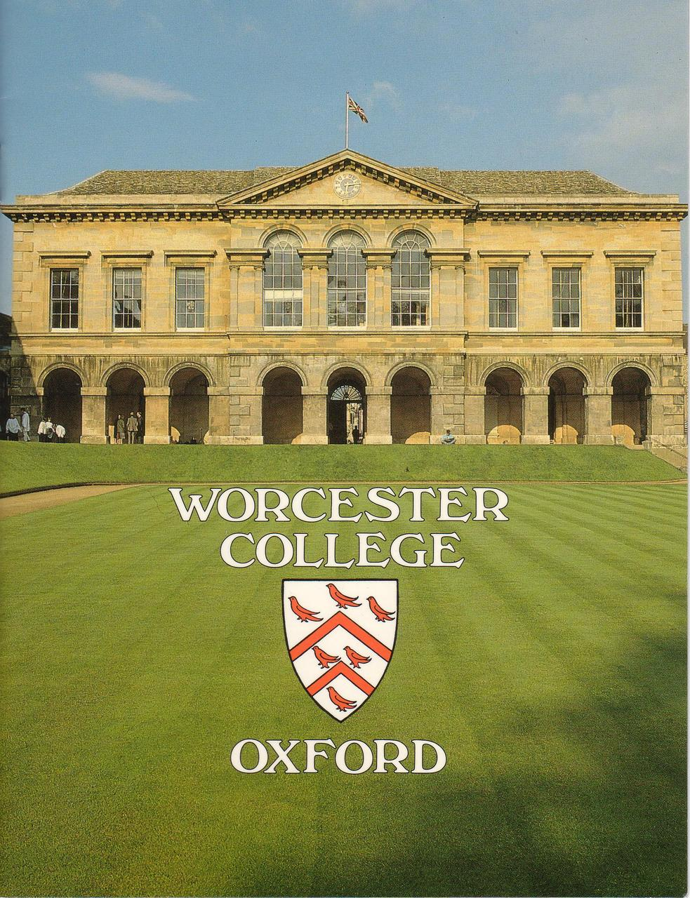 Dissertation Oxford University