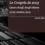 Appel à communication : « Becoming-Image », UAAC/AAUC (17-20 octobre 2013, Banff, Alberta)