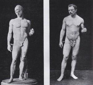 Illustration de Culture Physique, janvier 1905