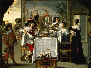 Art de la table histoire
