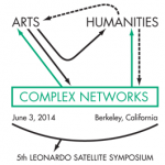 Appel à communication : « Arts, Humanities, and Complex Network » (3 juin 2014, Berkeley)