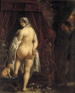 peter paul rubens baroque Flemish painter susana
