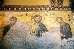 Deisis Sainte-Sophie Istanbul