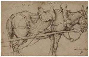 Roeland Savery, mule, Londres, Courtauld Institute