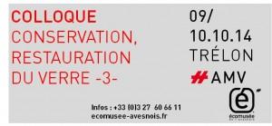 Colloque CRV3 AMV Trélon