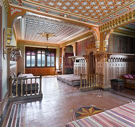 Selamlik, Château d'Oberhofen, Suisse