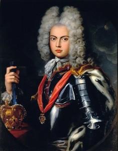 Attribué à Pompeo Batoni, Jean V du Portugal