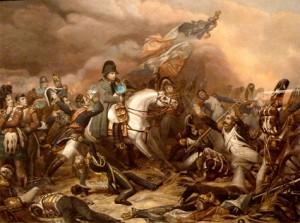 Napoléon Bonaparte à la bataille de Waterloo, Montréal, Musée des Beaux-Arts