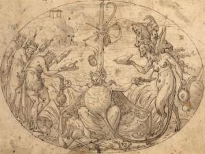 Rabelais, L'Isle sonnante, illustrations de Baptiste Pellerin, 1562-1575