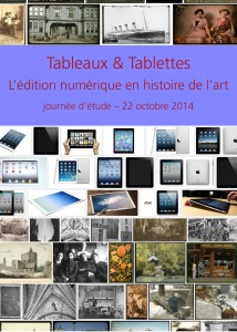tableaux et tablettes