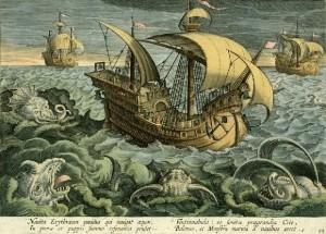 Philip Galle d'après Jan van der Straet, 1578.