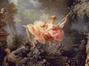 Fragonard, L'Escarpolette