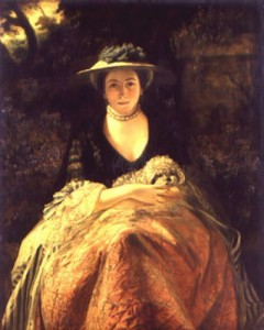 """Joshua Reynolds, """"Miss Neil O' Brien"""",  Wallace Collection)"""