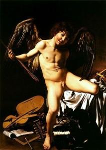 Caravaggio, Amor_vincit_omnia