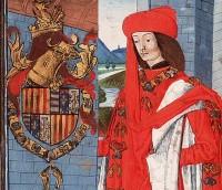 Ferdinand Ier de Naples, 'Statuts, Ordonnances et Armorial de l'Ordre de la Toison d'Or', XVe siècle, ms français