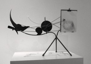 Jean Tinguely, Meta-Matic n°6, 51x85x48 cm, 1959, Bâle, Museum Tinguely