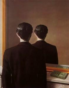 Magritte, L'image interdite