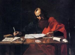 Valentin de Bourgogne, Saint Paul, XVIIe