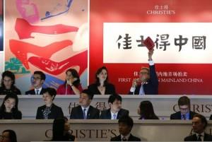 Ventes Christie's, Shangaï, 26 septembre 2013