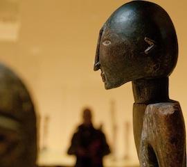 Exposition Dogon, quai-Branly, 2004