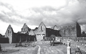 Le couvent franciscain à Askeaton, dans le comté de Limerick