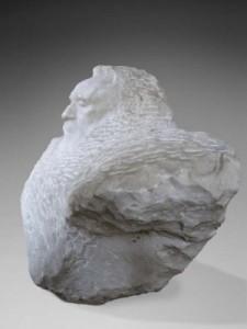 Rodin, Pierre Puvis de Chavannes, 1891