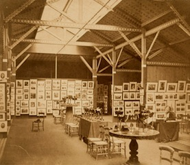 Exposition de la Société française de photographie et de la Photographic Society of London, South Kensington Museum, 1858