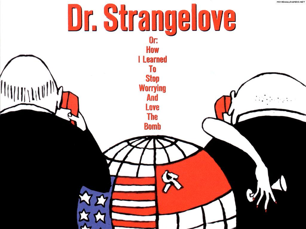 essay about dr. strangelove