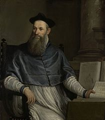 Veronese, Daniele Barbaro, 1556-1567, Amsterdam, Rijksmuseum