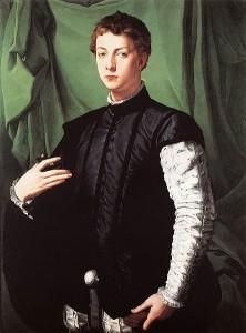 Angelo Bronzino, Portrait de Lodovico Capponi, 1551, New York