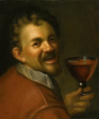 Hans von Aachen, Portrait de l'artiste, avant 1596