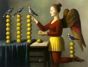 Ilya Zomb, Affinity of Tventy Seven Lemons, 2011