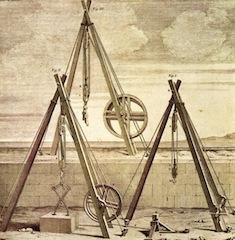 Vitruve, Dix livres d'architecture, 1684