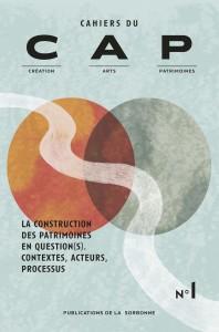 Image couverture Cahiers du CAP_1