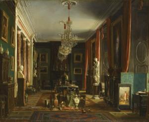 Maison au musée