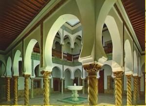 Maison privée de la Casbah d'Alger