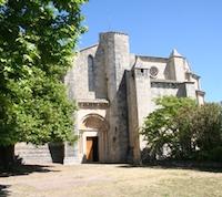 église abbatiale Sainte-Marie du Vignogoul