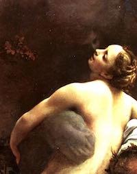 Corrège, Jupiter et Io, 1525, Vienne