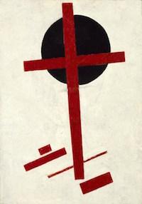 Kazimir Malevich, Suprematisme mystique, 1920