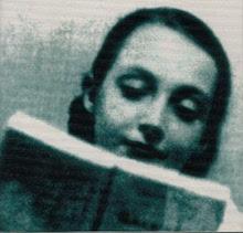 Marguerite Duras lisant