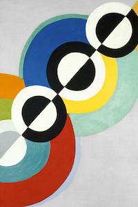 Robert Delaunay- «Rythmes», 1934, Paris