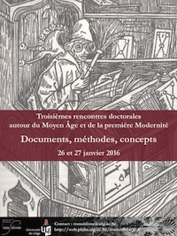 Documents, Méthodes, concepts