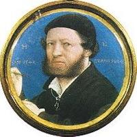 Holbein le jeune, Portrait de l'artiste