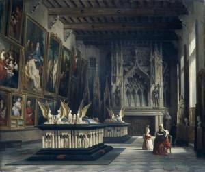 4.-A.Mathieu-La-Salle-des-Gardes-au-musée-de-Dijon-CA-397