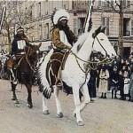 Buffalo Bill à Paris